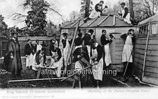 Photo. ca 1903. Chelmsford. King Edward VI School - Constructing Nurses Hospital