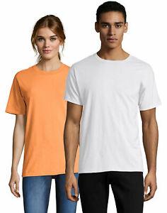Hanes T-Shirt Adult XTemp Unisex Vapor Control Performance Short Sleeve Crewneck