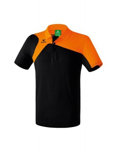 Herren Club 1900 2.0 Polo CLUB 1900 2.0 schwarz//orange ERIMA Kinder
