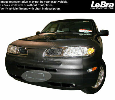 LeBra 55500-01 Front End Cover Dodge Ram Vinyl Black