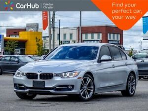 2015 BMW 3 Series 328i xDrive Navigation Leather Heated Front Seats Bluetooth Sunroof 18Alloy Rims