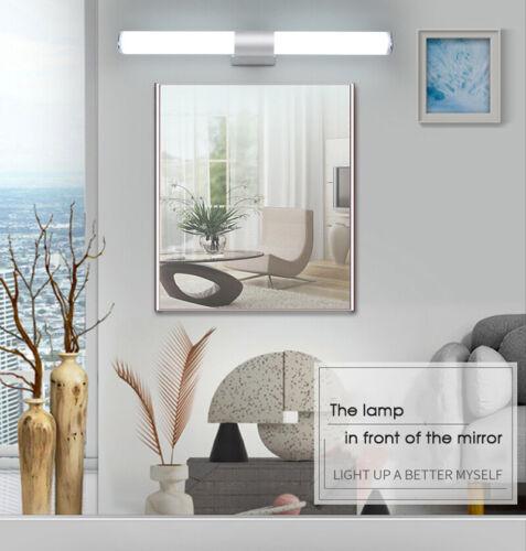 LED Wall Lamp Mirror Light Minimalist Bathroom Bedside Fixtures Living Lighting