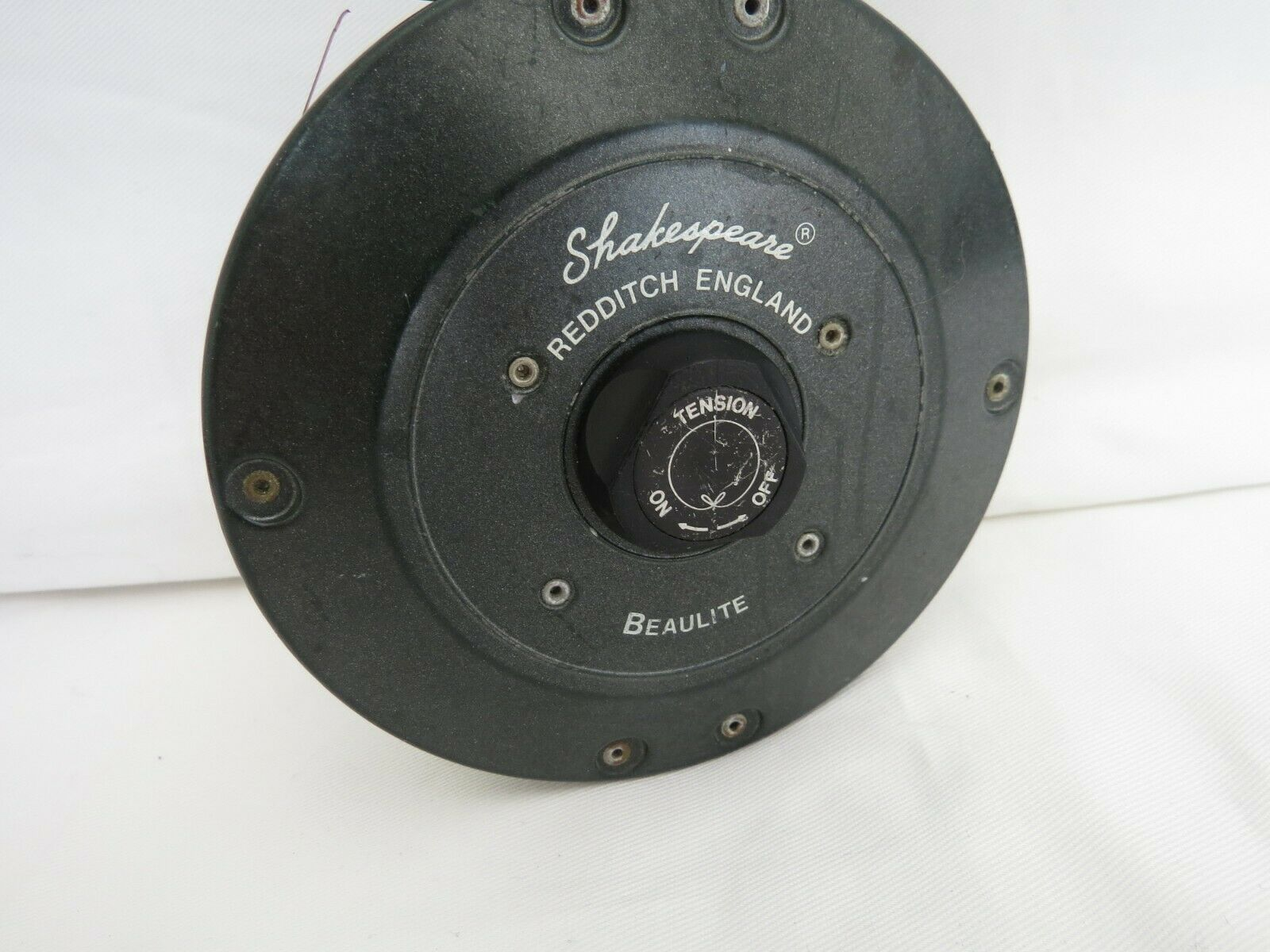 Vintage shakespeare youngs beaulite 1500 salmon fly fishing reel 4.25
