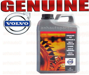 Details about Genuine Volvo 31256775 Automatic Transmission Fluid S60 S80  V70 XC60 XC70 XC90