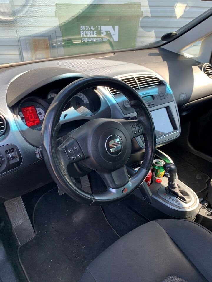 Seat, Altea, 2,0 TFSi FR DSG Van