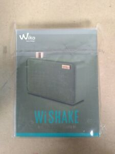 Enceinte Bluetooth Wiko Wishake Wireless Speaker  Compact 2 Watts Neuve
