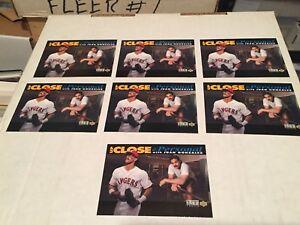 1993-Upper-Deck-Juan-Gonzalez-7-Card-Lot-Up-Close-amp-Personal-M-NM-Look