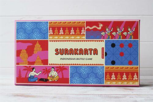 Surakarta Abstract Strategy Board Battle Prediction Game