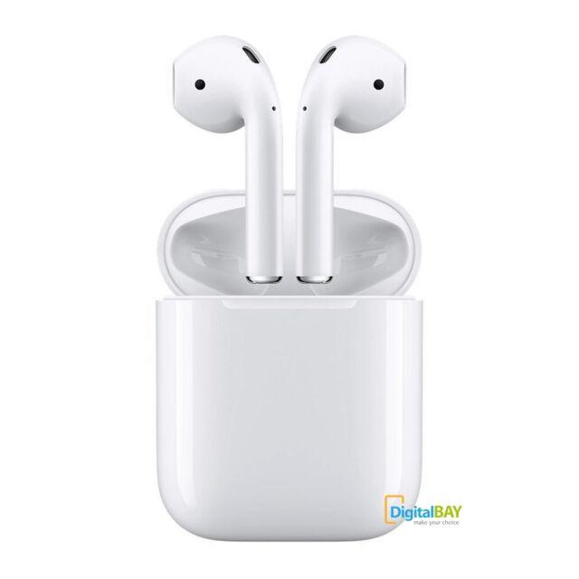 Auricolare Cuffia Bluetooth In-Ear BT Apple Airpods MMEF2ZM/A Blister Per Iphone