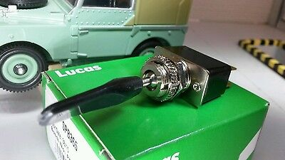 Lucas Momentary Long Toggle Flick Paddle Switch Lever Flasher Washer Horn SPB365