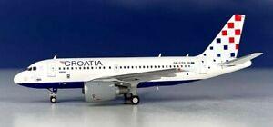 JC-Wings-XX4065-Croatia-Airlines-A319-Godina-25-Yrs-9A-CTH-Diecast-1-400-Model