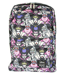 253b27f6553 Image is loading New-LOUNGEFLY-School-Bag-DISNEY-Backpack-MALEFICENT-EVIL-