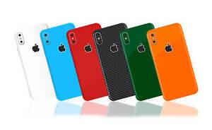 Textured-Skin-Sticker-for-iPhone-X-Carbon-Gloss-Matt
