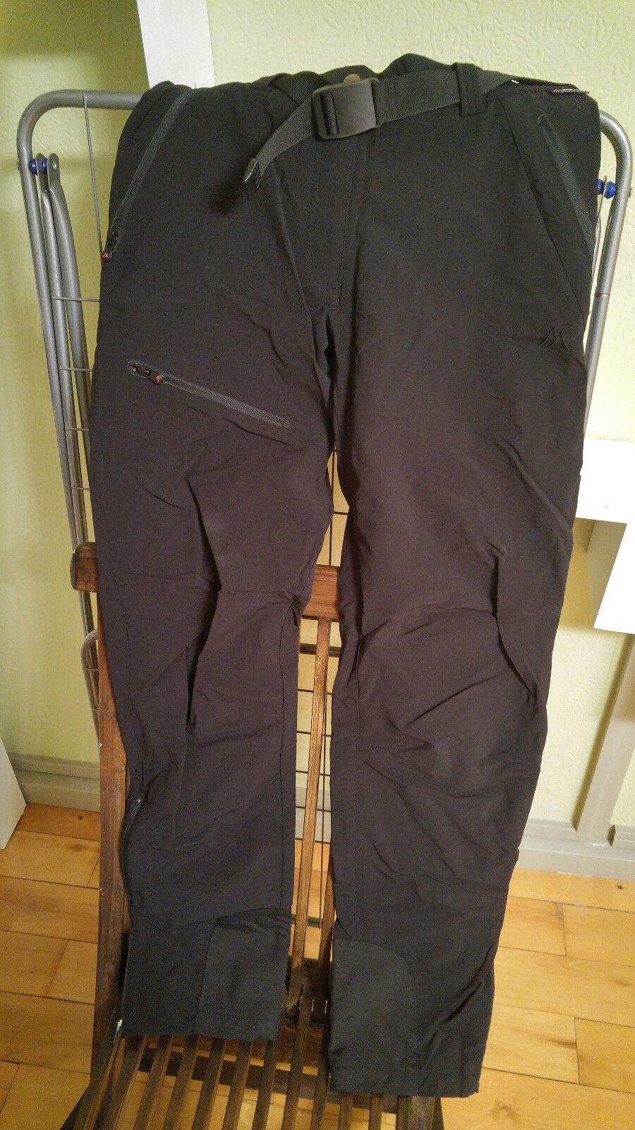 NEUW Maier Sports LANA Softshellhose Softshellhose Softshellhose - 38 - Outdoor Trekking Hose Pant NP 99 EUR 6ed46d