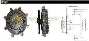 Viscous-Fan-Clutch-Coupling-Hub-for-Mitsubishi-Delica-Pajero-Triton-4M40T-115803