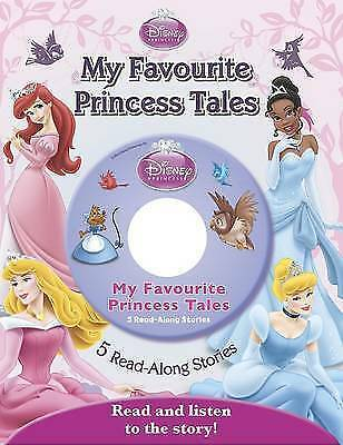 NEW - Disney Princess 5 Book Slipcase