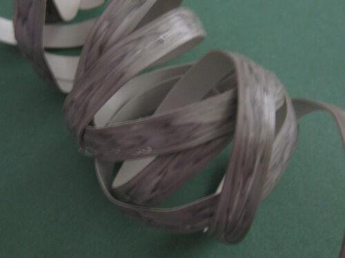 1m Replacement Wicker Repair Rattan Braid LIGHT MIX GREY