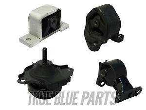 super auto 2002 2006 honda cr v engine motor mount kit 2. Black Bedroom Furniture Sets. Home Design Ideas