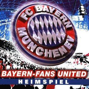 FC Bayern Fans United Heimspiel (1999) [CD]