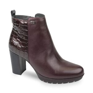 VALLEVERDE-49373-Ankle-Boot-Shoes-Heeled-Boot-Leather-Woman-Burgundy