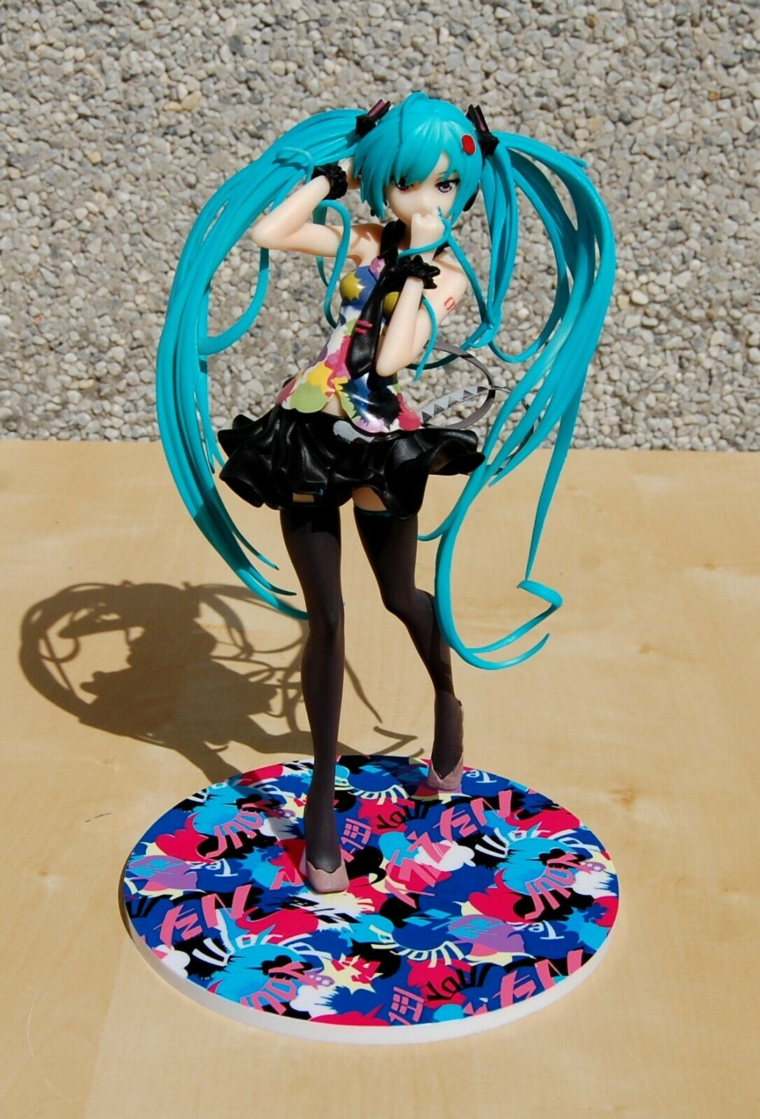 Figure Vocaloid PVC Hatsune Miku No Box 21 CM