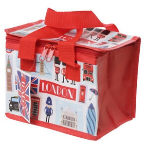 Image Is Loading London Icons Design Packed Sandwich Lunch Box Cool