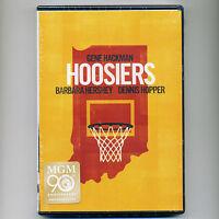 Hoosiers 1986 Pg Basketball Movie, Dvd Indiana Sports, Gene Hackman, Hershey