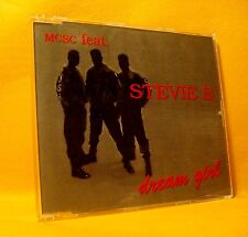 MAXI Single CD MCSC Feat. Stevie B Dream Girl 4TR 1998 Euro House
