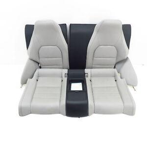 sedile posteriore Mercedes Benz CLASSE E Coupé C207 01.09- Indietrositzbank