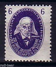 DDR nº 263 ** academia de ciencias Theodor Mommsen