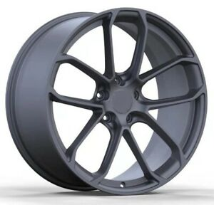 1x-21-inch-FORGED-COUPE-WHEEL-CUSTOM-MADE-FOR-PORSCHE-MACAN-FULL-GRAPHITE