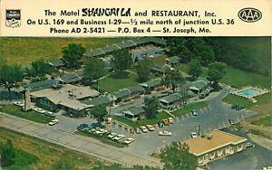 Postcard-The-Motel-Shangri-La-St-Joseph-MO