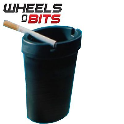 Car VAN TRUCK Flower pot style Ash Tray Cup holder Size Ashtray Holder