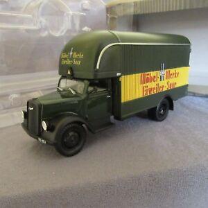 953E-Altaya-Camions-d-039-Autrefois-42-Opel-Blitz-1-43