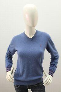 Maglione-JECKERSON-Donna-Sweater-Maglia-Pull-Pullover-Woman-Taglia-Size-L