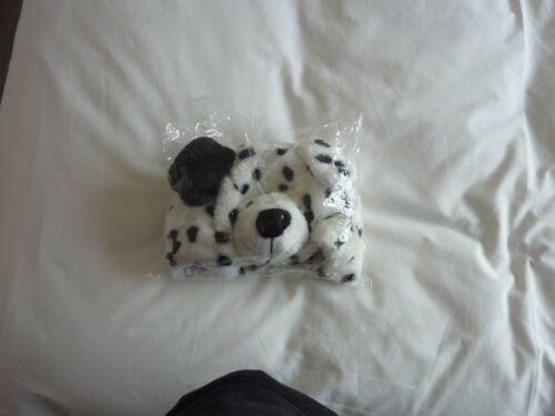 Warm FluffyNovelty Faux Fur  Dalmatian Dog  Winter Hat New /& Sealed