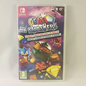 Nintendo Switch - Gem Smashers NEW SEALED