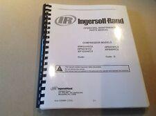 ingersoll rand p100wd gen air compressor operation part rh ebay co uk Ingersoll Rand Compressor Service Manual Ingersoll Rand Compressor Pressure Switch