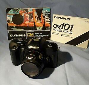 Olympus-OM-101-Power-Focus-35mm-SLR-Camera