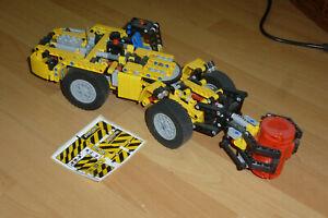 LEGO-Technic-42049-Bergbau-Lader