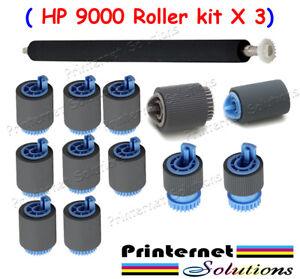 Details about HP LASERJET 9000 9040 9050 PRINTER MAINTENANCE ROLLER KIT  PAPER JAM FIX