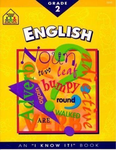 English by School Zone Publishing Company Staff; Elaine A. Kule