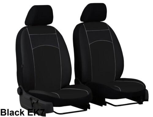 Vauxhall MOKKA X 2016 en adelante Tailored Fundas frontal Eco Cuero