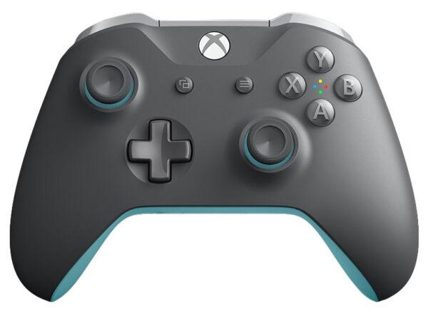ColeccióN Aquí Microsoft Xbox Wireless Controller – Grey/blue | Compra Online En