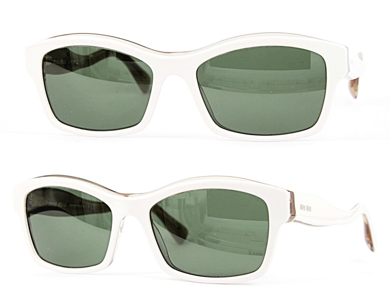 Miu Miu Sonnenbrille   Sunglasses  VMU02I  5216 HAF-1O1 140    272 | Angenehmes Gefühl