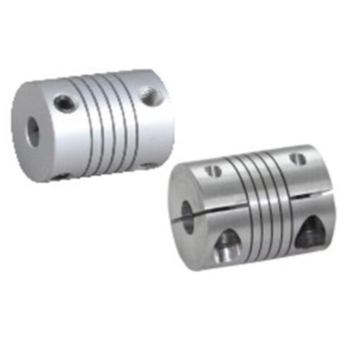 1//2pcs BR Clamp Coupling Flexible Coupler CNC Stepper Motor Connector OD25 L30