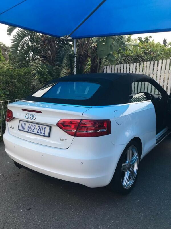 2011 Audi A3 1.8T Cabriolet with 71000km