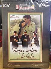 Aayee milan ki bela, DVD, Bollywood Film, Hindu Language, English Subtitles, New
