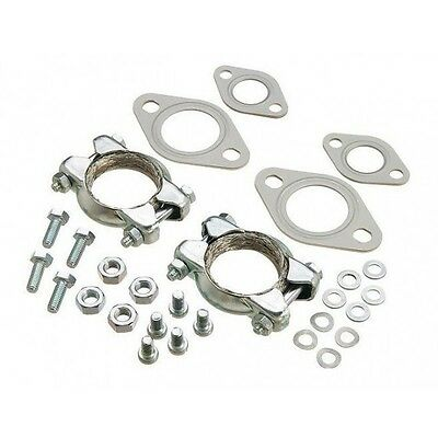 EMPI VW Air Cooled Bug Engine Exhaust Muffler Clamp Kit 1200-1600cc  3394