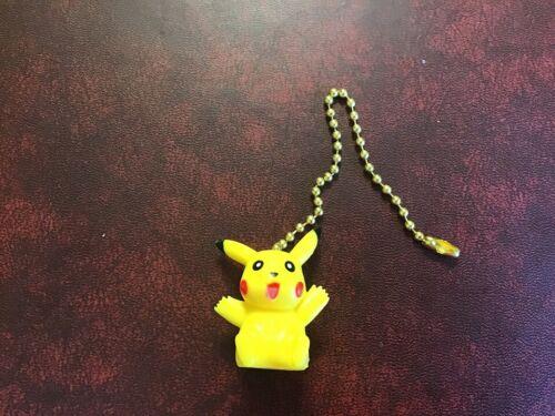 You Choose Pokemon Decor Light Pull Handmade Pikachu Ceiling Fan Pull